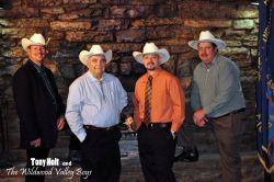 Tony Holt & The Wildwood Valley Boys