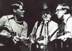 Ricky Skaggs - Ralph Stanley - Keith Whitley June 1971