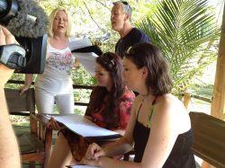 Toni Wille & Lana Wolf in Zuid-Afrika