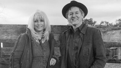 Emmylou Harris & Rodney Crowell (photo david McClister)