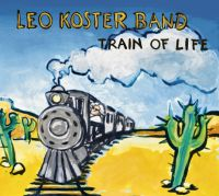 Leo Koster Band - Where the Pavement Ends
