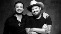 Wade Bowen (left) - Randy Rogers (right)