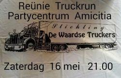 Reunie Truckrun zaterdag 16 mei 2015