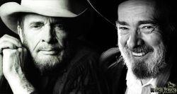 Merle Haggard & Mac Wiseman - High on the Hilltop