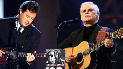 George Jones & Vince Gill - Selfishness in Man