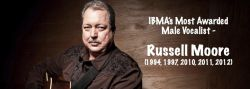 Russell Moore - IBMA Male Vocalist of the Year