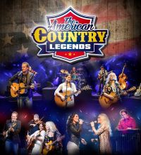 Lana Wolf & The American Country Legends