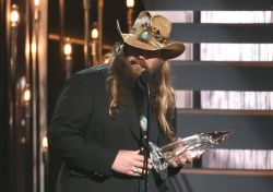 Chris Stapleton - 3Times CMA Award Winner 2015