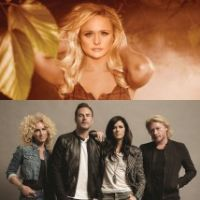 Miranda Lambert and Little Big Town - CMA Award Winners 2015