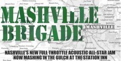 The Mashville Brigade at the Station Inn