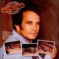 Merle Haggard - My Love Affair with Trains