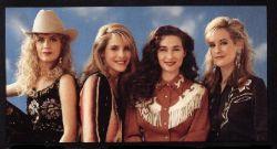 Dixie Chicks 1989 l.t.r. Robin Macy, Emily, Laura Lynch & Martie