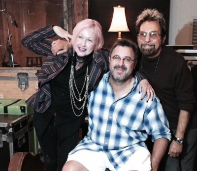 Cyndi Lauper, Vince Gill and producer Tony Brown