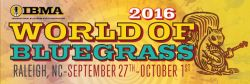 IBMA World of Bleugrass 2016