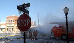 Madelia Fire February 2016