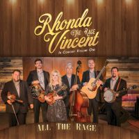 Rhonda Vincent & The Rage - I've Forgotten You