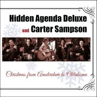 Hidden Agenda de Luxe & Carter Sampson - Christmas in Oklahoma
