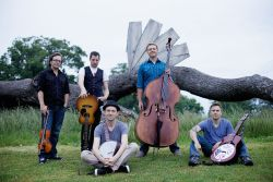 The Infamous Stringdusters - line-up